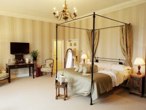 Taplow House Hotel A Bedroom