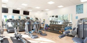 Gym Facilities at Crowne Plaza London Docklands