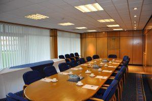 Durham Country Cricket Club Boardroom