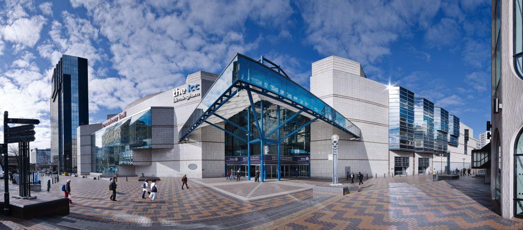 International Convention Centre in Birmingham