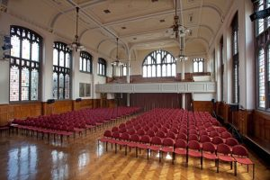 Academic Venue: University of Leeds Great Hall