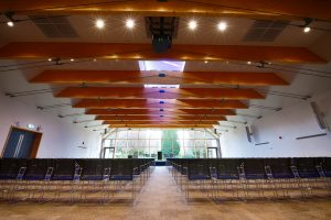 Academic Venue: University of Leicester Gilbert Murray Theatre
