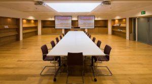 Academic Venue: University of Oxford classroom