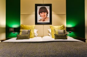 Deluxe Room at Hard Days Night Hotel
