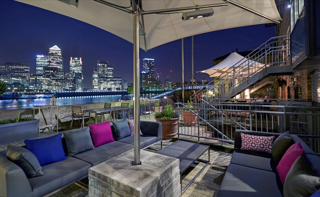 5 Brilliant New Venues for 2018 - Doubletree by Hilton London Docklands Riverside