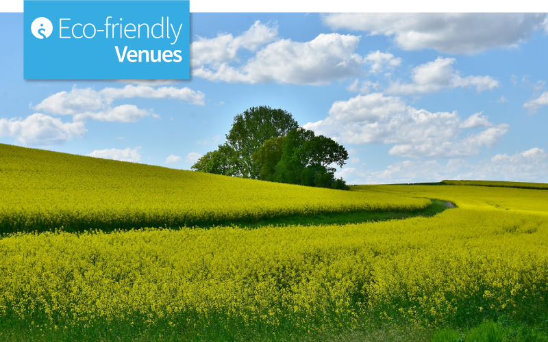 Eco-friendly Venues
