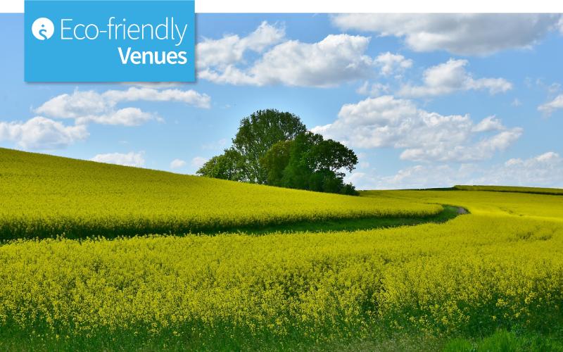 Eco-friendly Venues