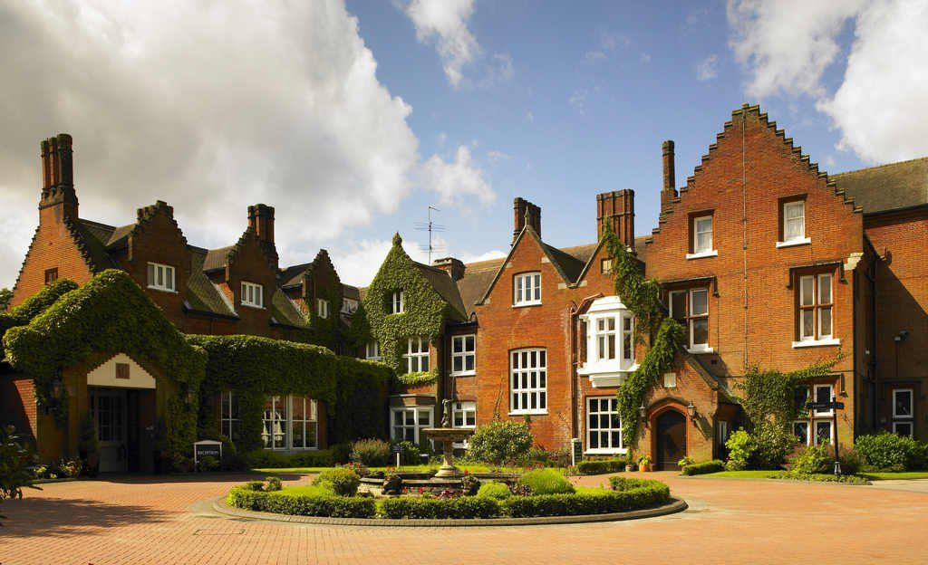 5 Brilliant New Venues for 2018 - Sprowston Manor Marriott Hotel & Country Club