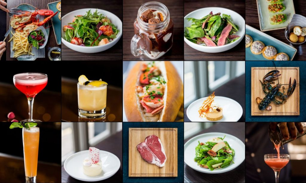 Edwardian Hotels London launch new collection of menus
