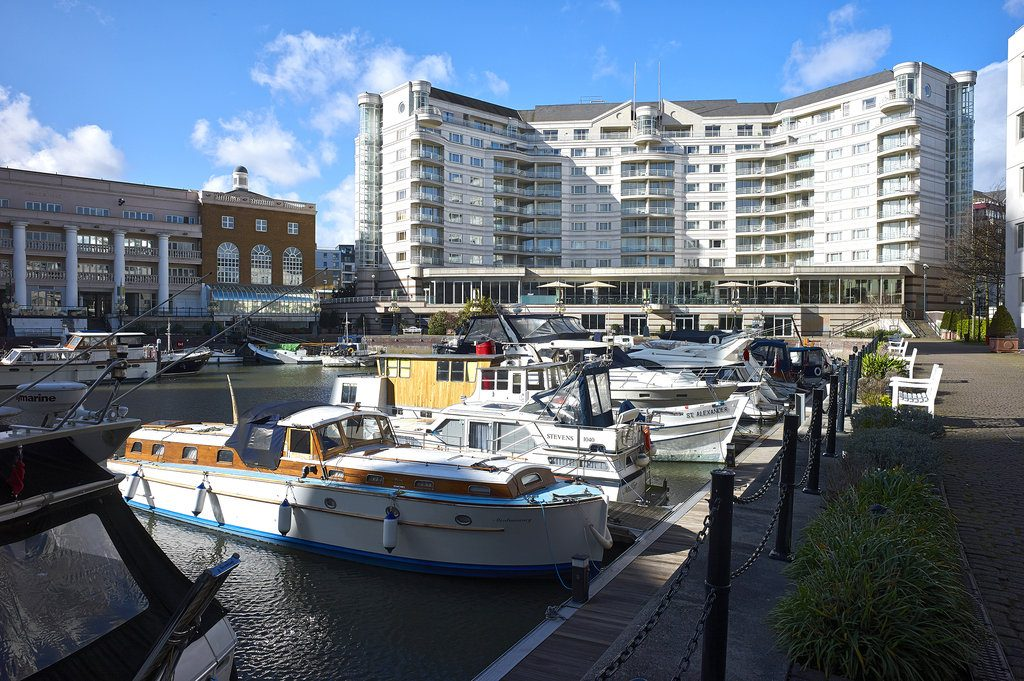 Chelsea Harbour Hotel for a summer party