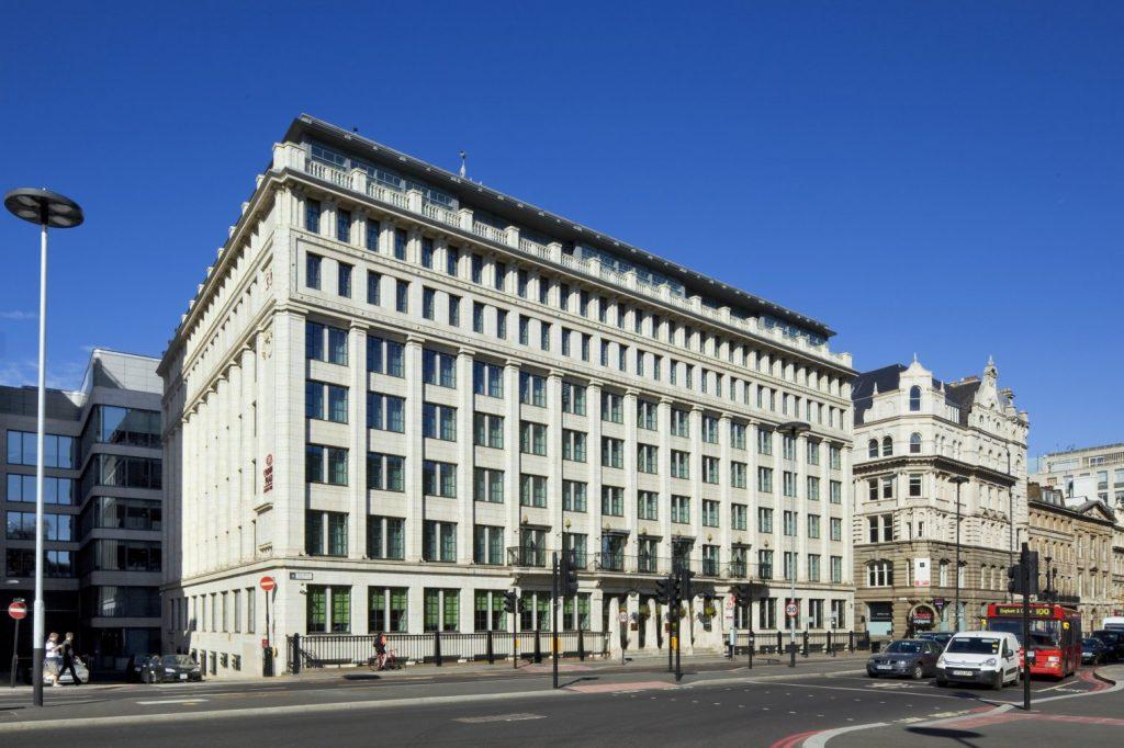 Crowne Plaze London The City unveils new lounge