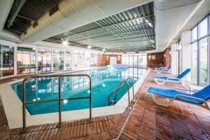 Pool at Holiday Inn Reading South