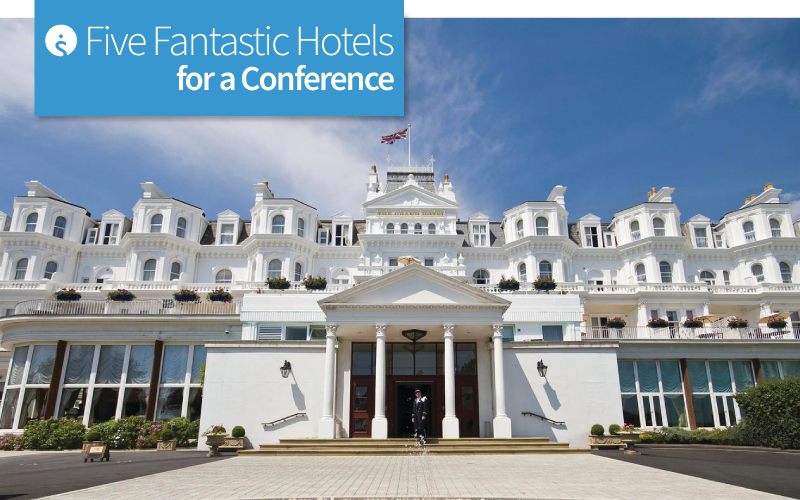 Five Fantastic Hotels for a Conference