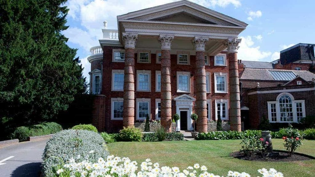 Hendon Hall Hotel is an inspiring London venue to hire