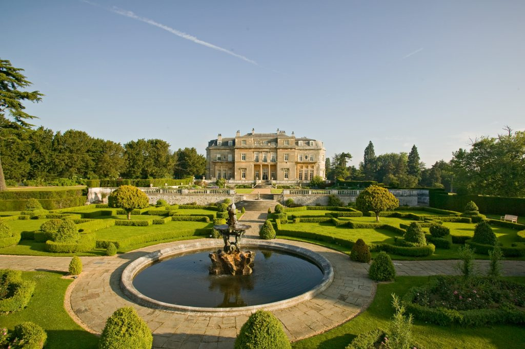 Luton Hoo Hotel, Golf & Spa for a conference in a hotel