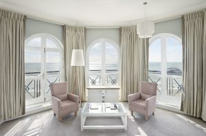 Sea view room at the Grand Brighton