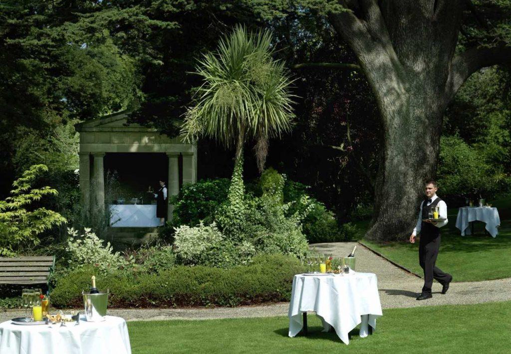 Summer party at Macdonald Bath Spa Hotel