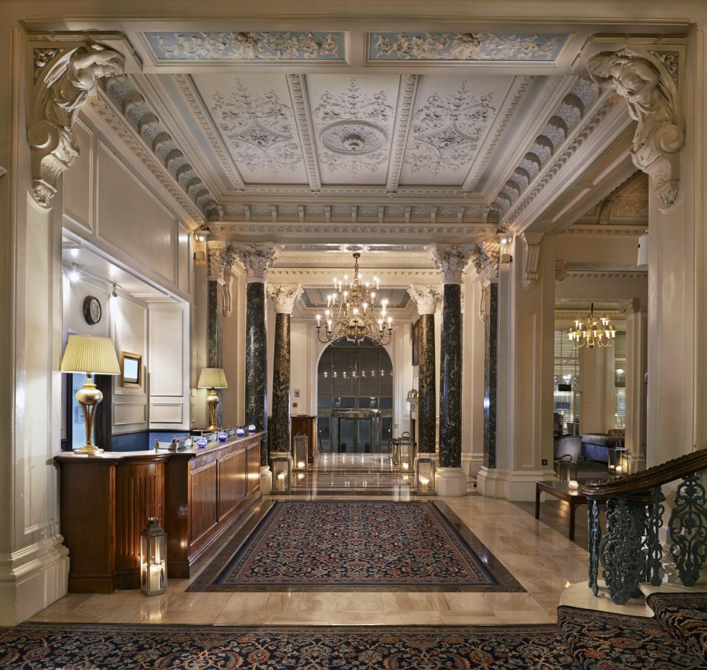 The Brighton Grand foyer