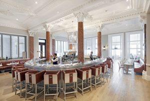 The Grand Brighton restaurant AIM Gold Accreditation