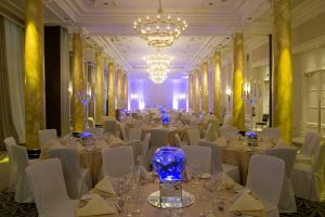 Adelphi dinner dance at Waldorf London for inspiring London venue