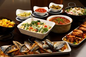 Lapithus Hotels Management Limited Food Buffet