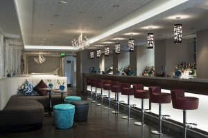 Crowne Plaza London The City Voltaire Bar