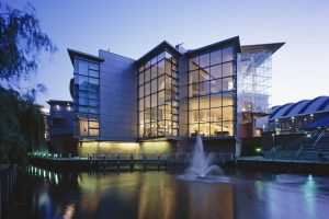 Bridgewater Hall features in 5 Manchester Venues built in different centuries