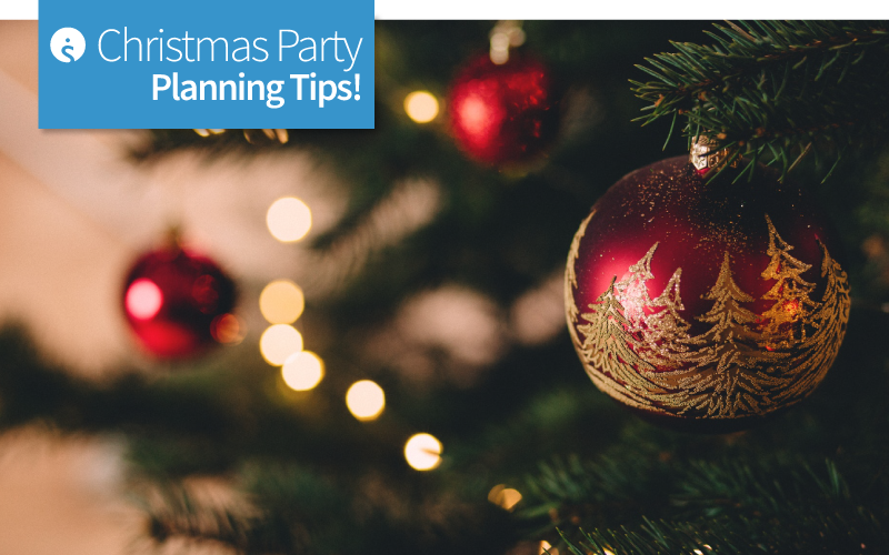 Christmas Party Planning Tips!