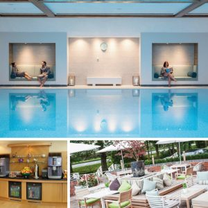 Cottons Hotel & Spa Leisure Facilities & Conference Cafe
