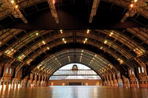 Manchester Central features in 5 Manchester Venues from different Centuries