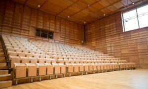 University of Kent lecture theatre