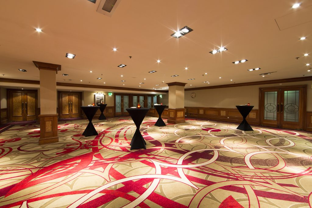 Amba Hotel Marble Arch for a corporate Christmas party in 2018