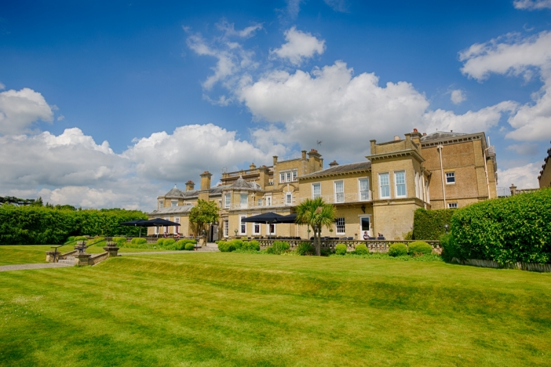 Best Western Chilworth Manor is a versatile venue for team building