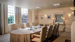 Brandshatch Place Hotel & Spa meeting room