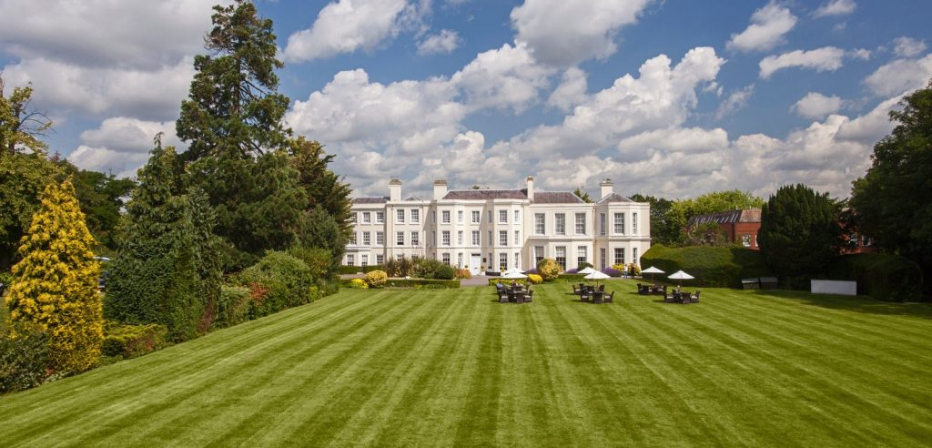 Burnham Beeches is a versatile venue for business and team building events