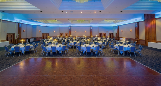 Dance Floor at Blackpool Hotel Conference Centre & Spa