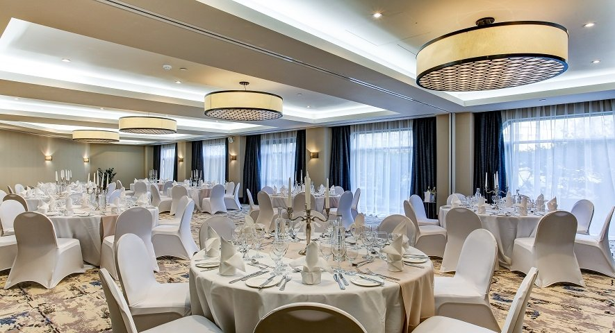 Danubius Hotel Regents Park is perfect from a company Christmas Party