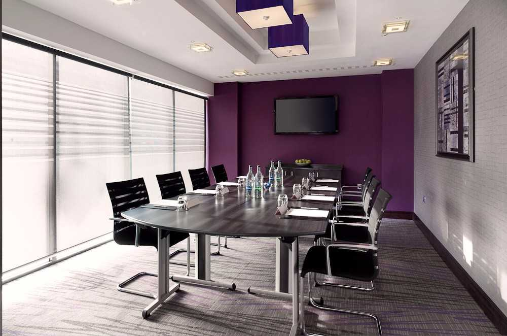 Doubletree by Hilton London West End can cater for workshops in London