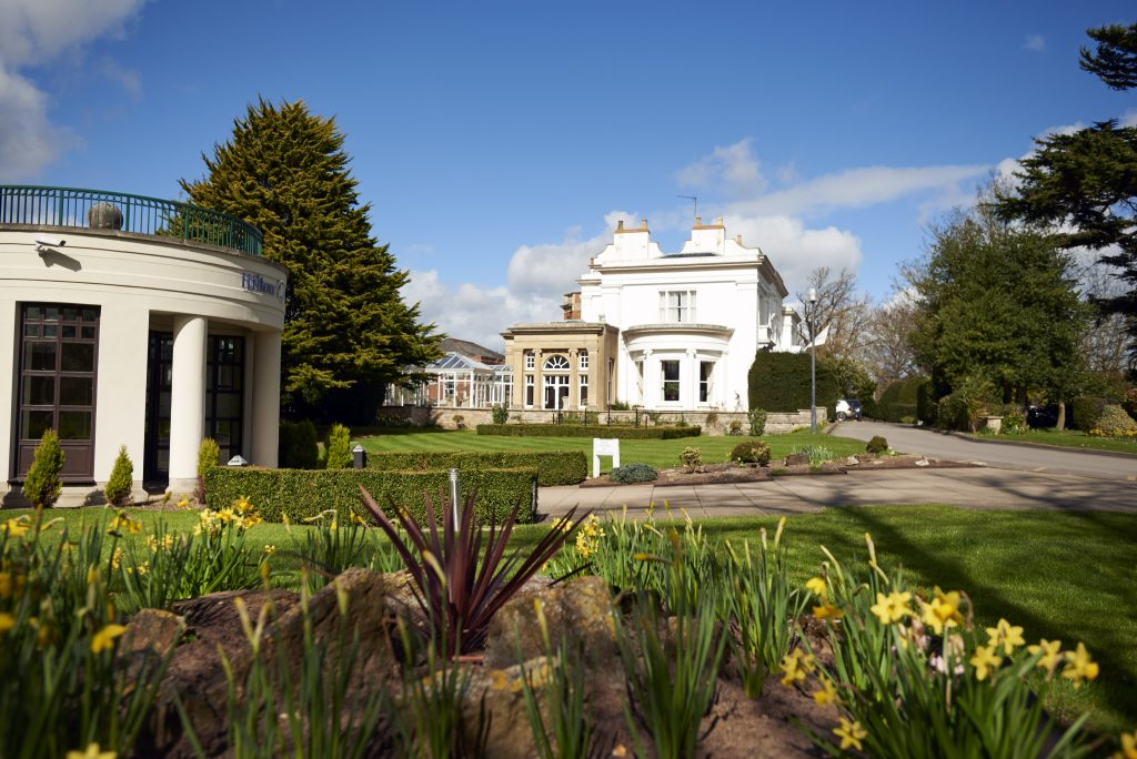 Hilton Puckrup Hall is a versatile venue for team building and business meetings