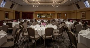 Hilton Watford Christmas Party Venue