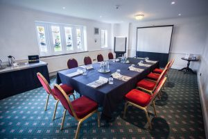 Last Drop Village Hotel & Spa meeting room