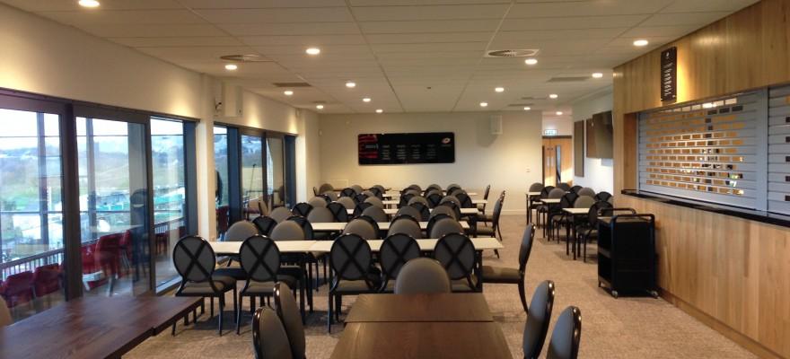 Players Lounge Allianz Park
