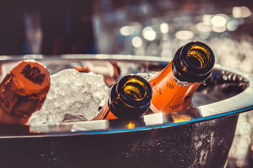 Pre-order champagne at Blackpool Hotel Conference Centre and Spa