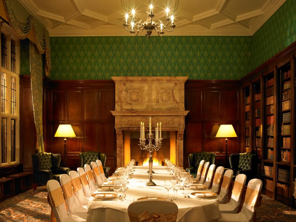 Hanbury Manor Private Dining
