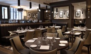 Macdonald Holyrood Hotel fine dining