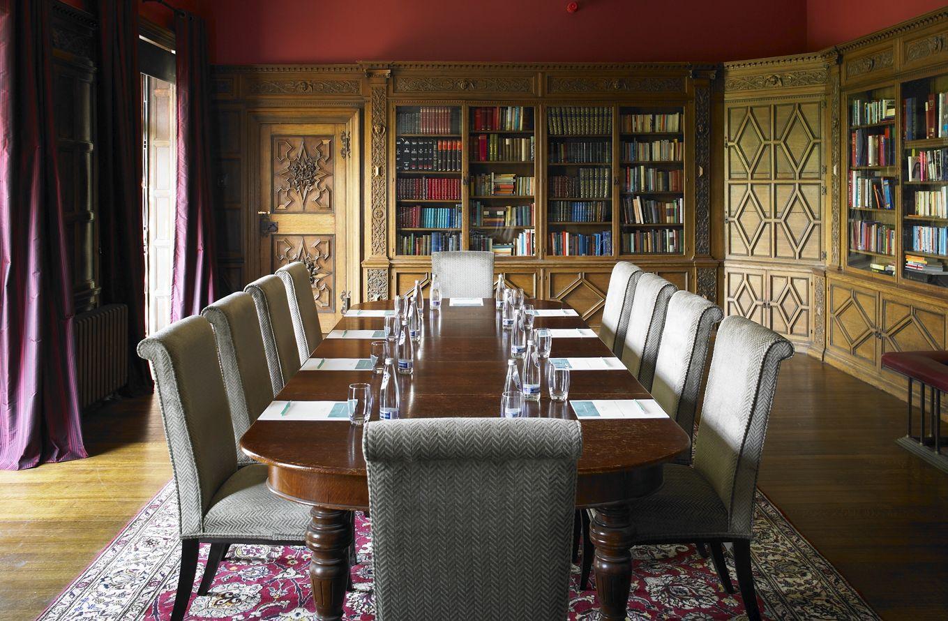 Milton Hill Library Suite