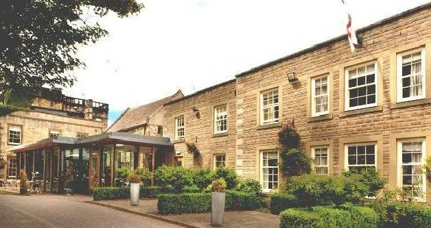 Mosborough Hall Hotel is haunted