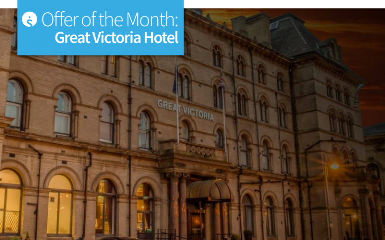 Offer of the Month: Great Victoria Hotel