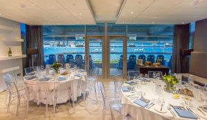 Platinum Box at Manchester City Football Club for budget friendly meetings in Manchester