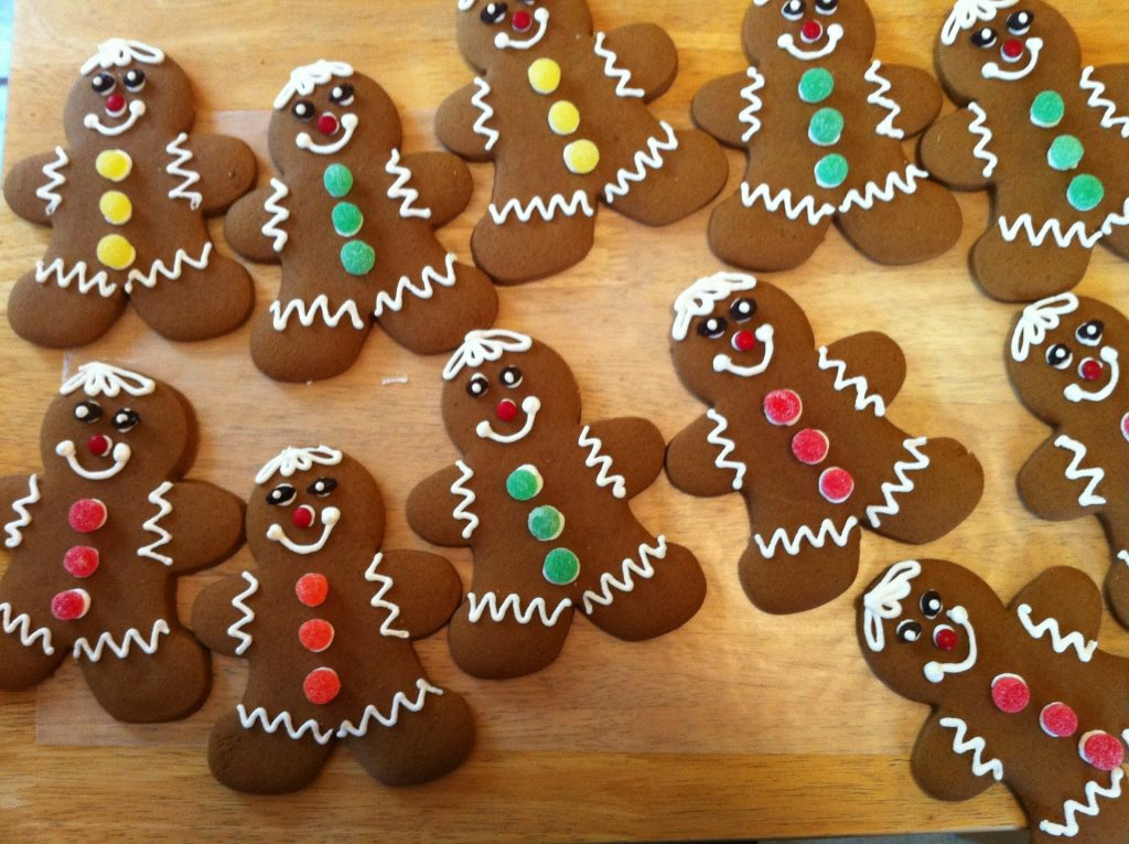 Gingerbread men could be on the menu at Gilwell Park with their Winter Package